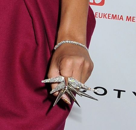 Rihanna od stóp do głów w Louis Vuitton