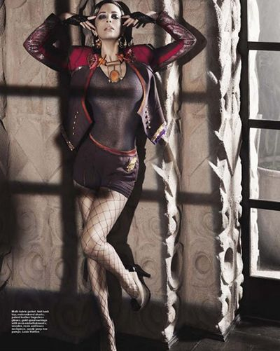 Eva Longoria i LV razy sześć