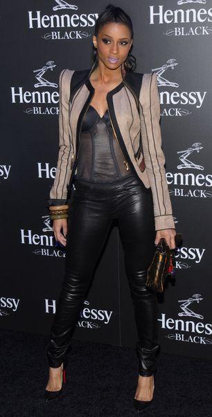 Drapieżna i elegancka Ciara