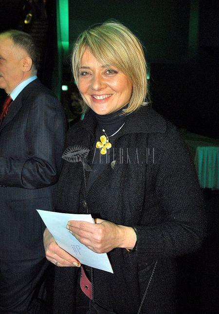 Małgorzata Królikowska młodnieje