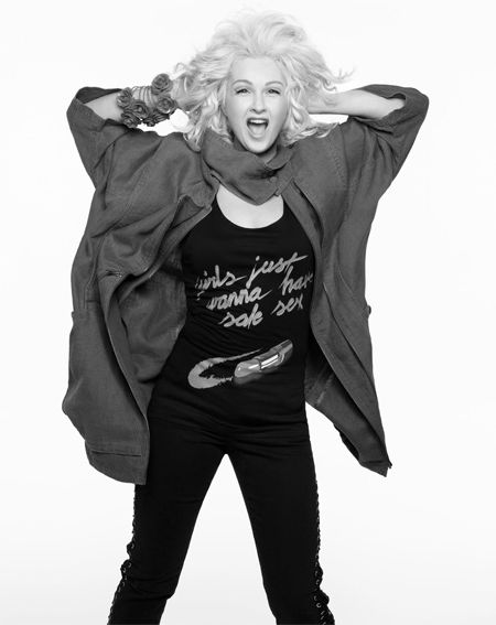 Katy Perry i Dita Von Teeste dla H&M