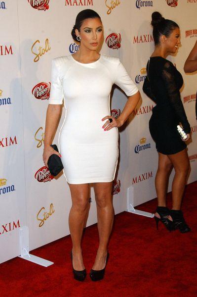 """Kim Kardashian w stylu wczesnej """"Dynastii"""""""