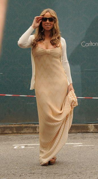 Mariah Carey porzuciła mini