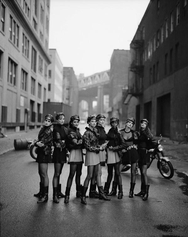 Polskie modelki rekreują Lindbergha