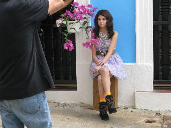 Selena Gomez w sesji dla magazynu Teen Vogue