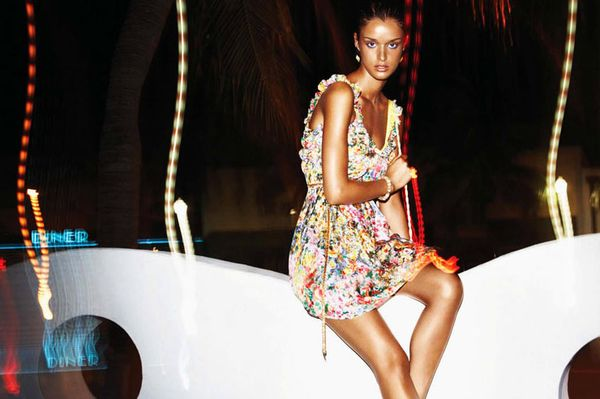 Kostiumy kąpielowe i plażowe – Zimmermann
