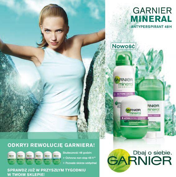 Garnier Mineral Deodorant