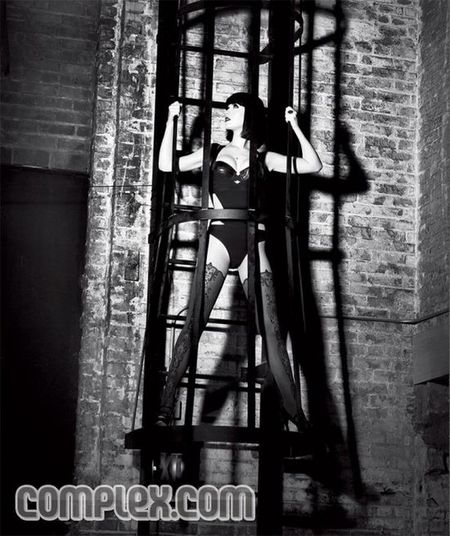 Katy Perry: bez kompleksów dla Complex