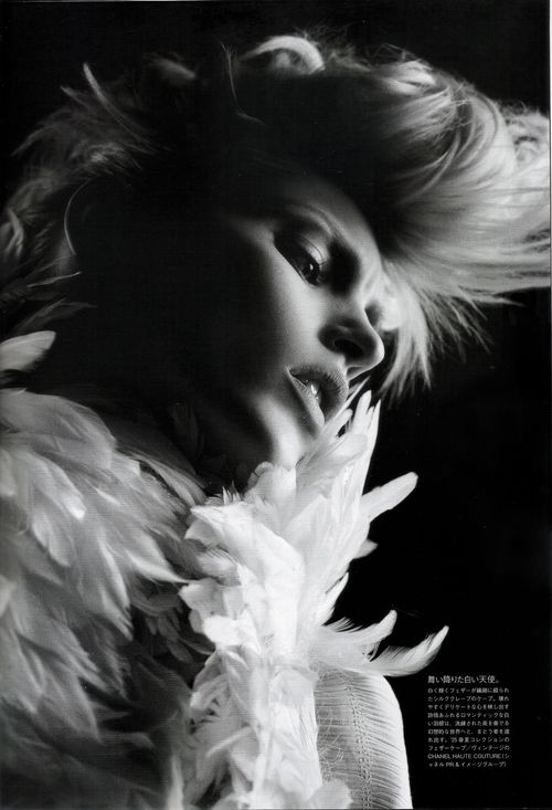 Kate Moss jako Super Ikona