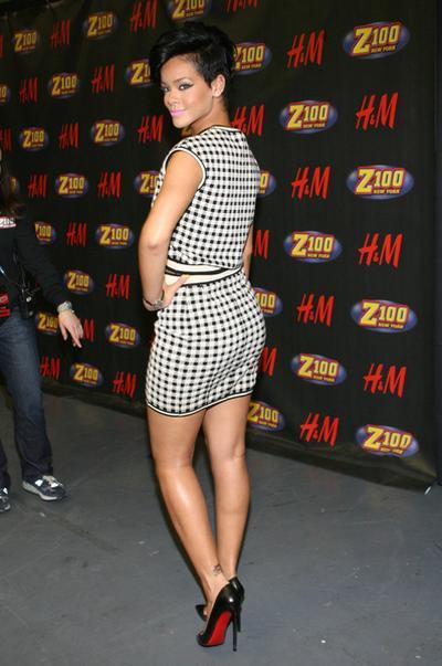 Rihanna w kratkę