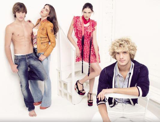 Just Cavalli – wiosna/lato 2009
