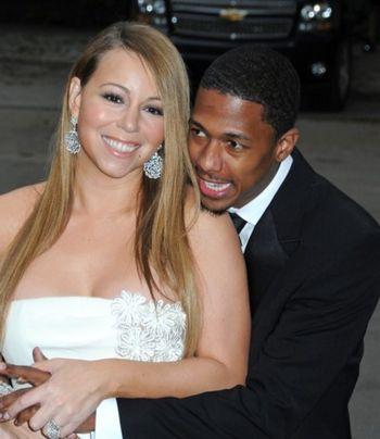 Mariah Carey w kwiatuszkach