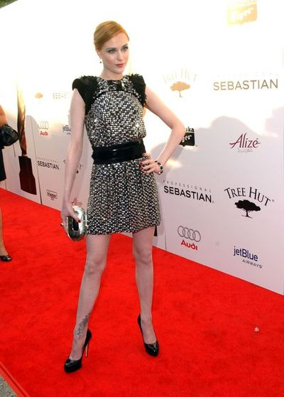Metaliczna Evan Rachel Wood