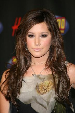 Ashley Tisdale odmieniona