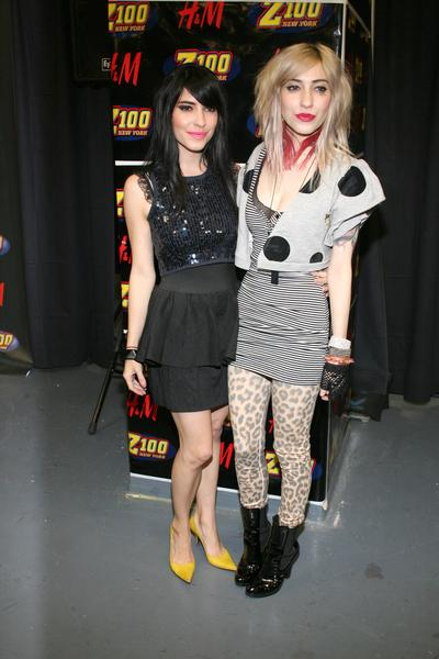 Moda w wykonaniu The Veronicas