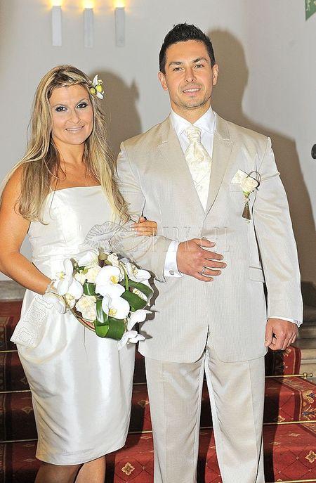 Sukienka ślubna Katarzyny Skrzyneckiej