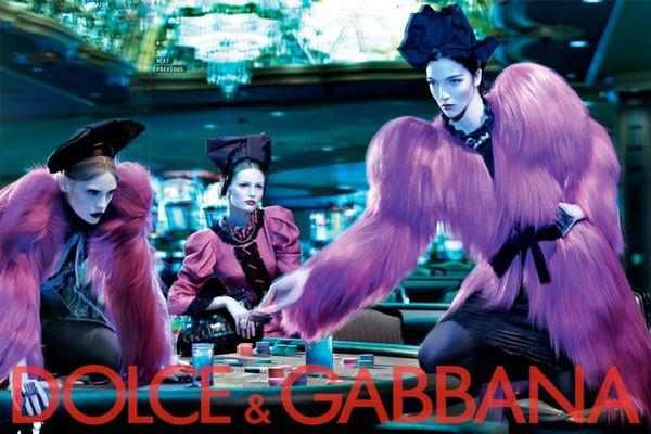 Kolorowa kampania Dolce&Gabbana
