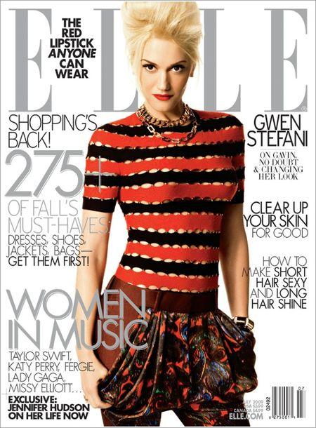 Gwen Stefani w Louis Vuitton