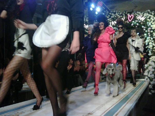 Lanvin dla H&M - pokaz kolekcji