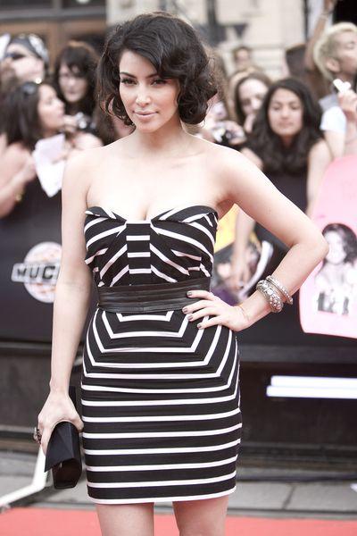 Zmiany w wyglądzie Kim Kardashian