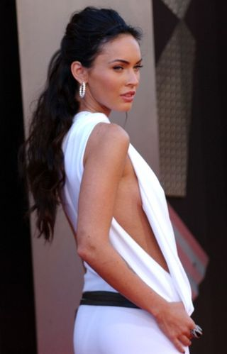 Megan Fox jak grecka bogini