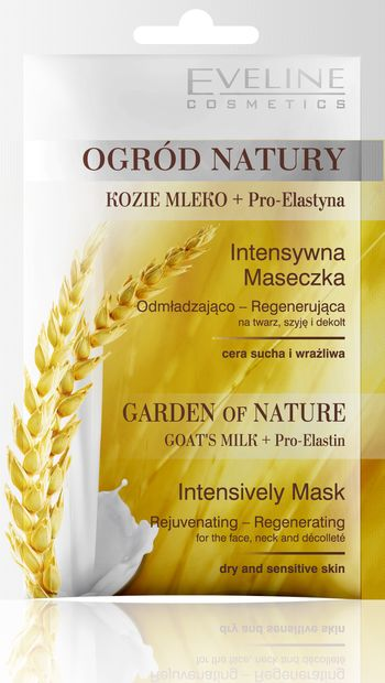 Ogród Natury Kozie Mleko + Pro Elastyna