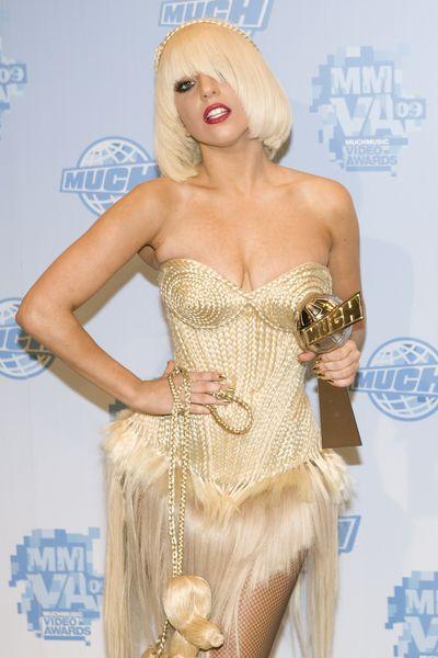 Lady GaGa przebrała się za pudla
