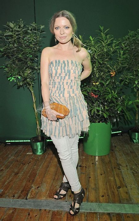 Anna Maria Jopek w sukience od Kate Moss