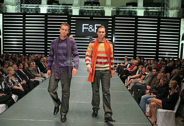 Pokaz marki FF