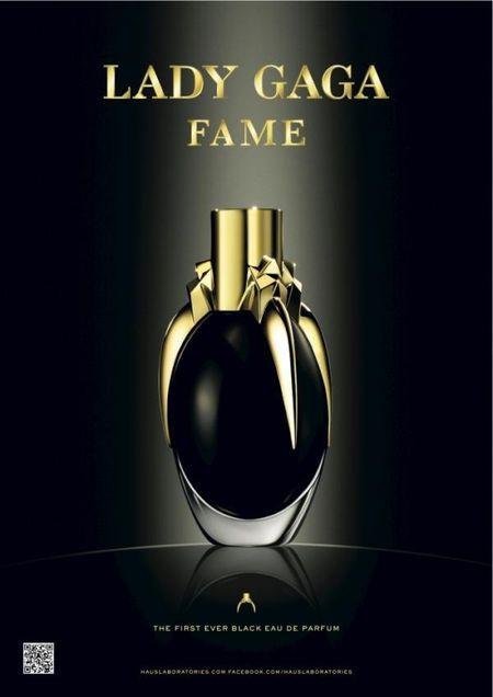 Czarne perfumy od Lady Gagi (FOTO)