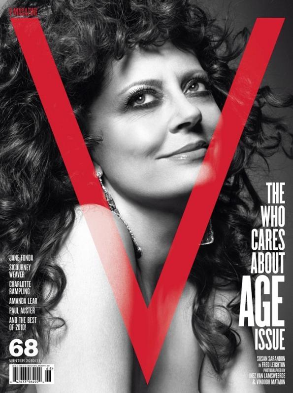 Okładki V Magazine