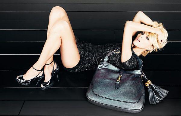 <b>Anja Rubik</b> w kampanii Gucci