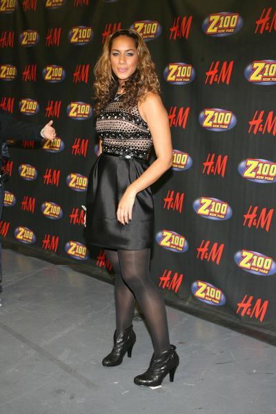 Leona Lewis w mini