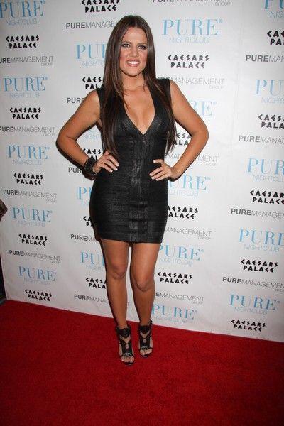 Khloe Kardashian seksownie