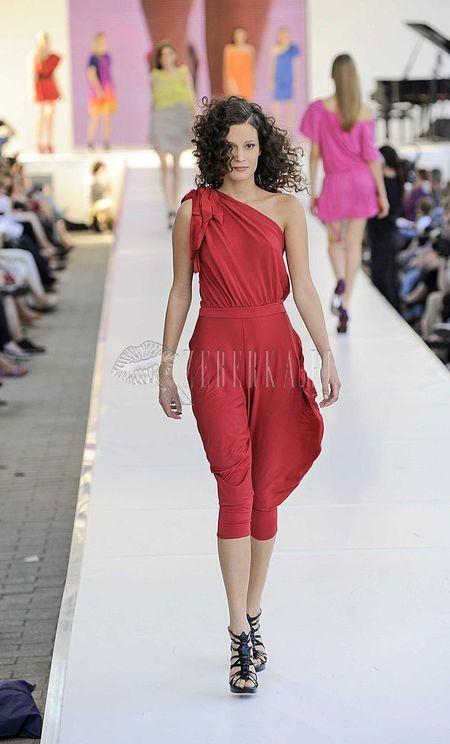 Warsaw Fashion Street 2009 cz. 1
