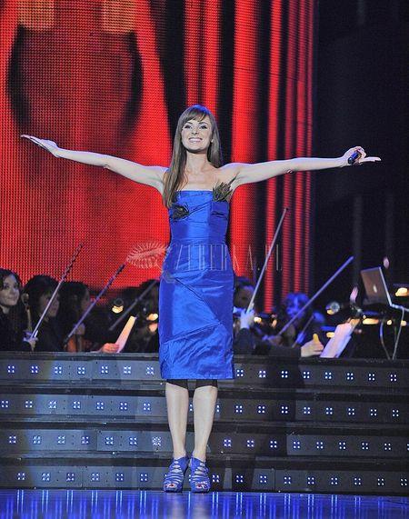 Halinka Młynkowa: figura przyćmiła sukienek