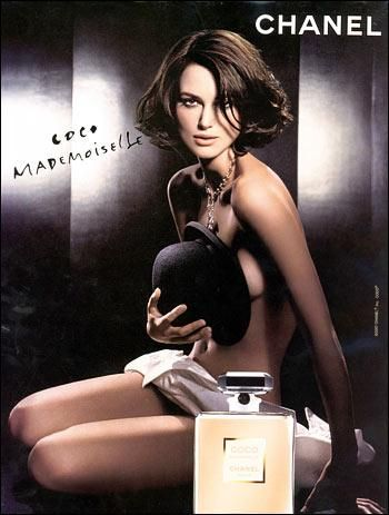 Keira Knightly dla Chanel