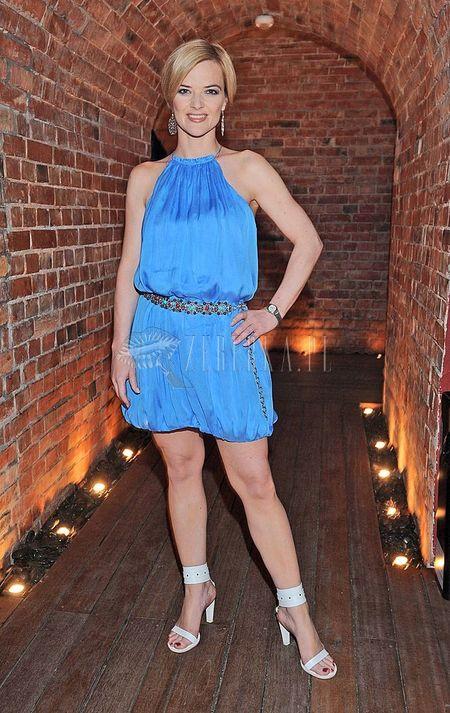 Błękitna Monika Richardson