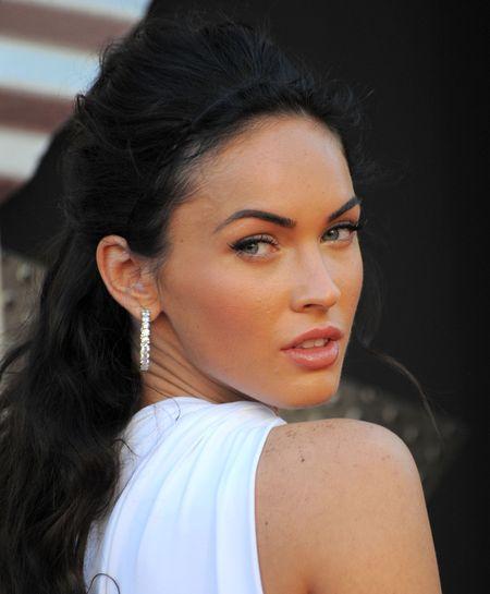 Makijaż w stylu Megan Fox