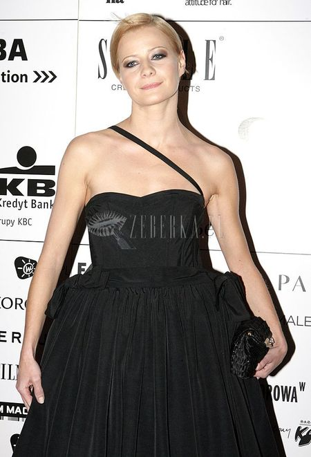 Małgorzata Kożuchowska na Oscar Fashion