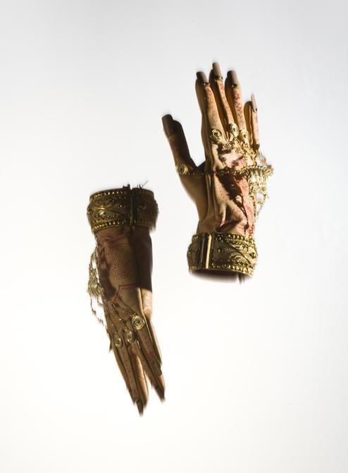 Rękawiczki od Masaya Kushino