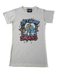T-shirty ze Smerfami