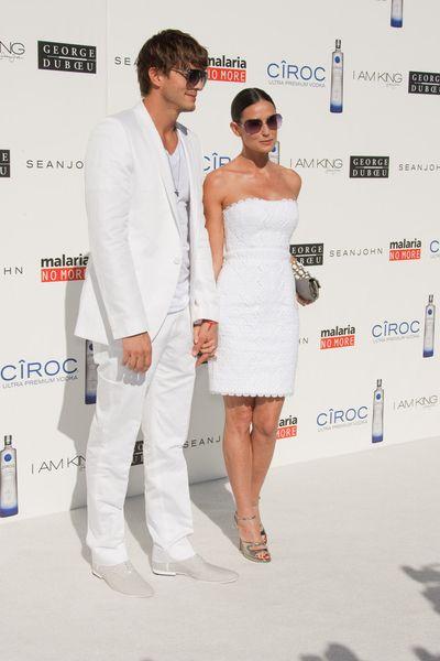 Demi Moore i Ashton Kutcher jak dwa aniołki
