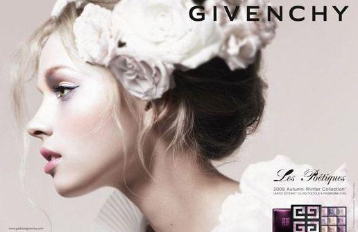 Givenchy – romantyczny makijaż na jesień