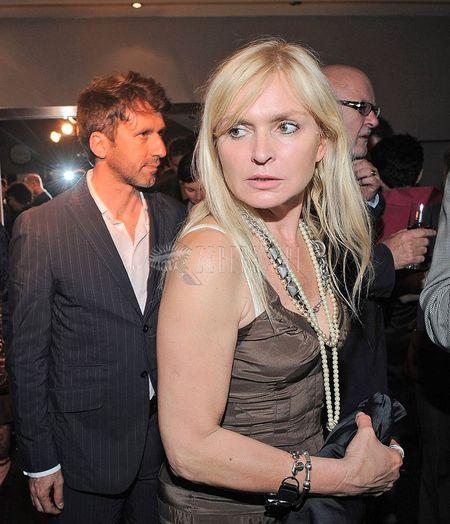 Monika Olejnik w szpilkach Gucci