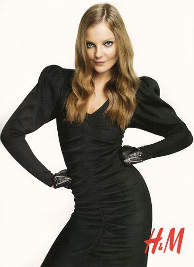 Pivovarova i Mihalik w jesiennej kampanii H&M