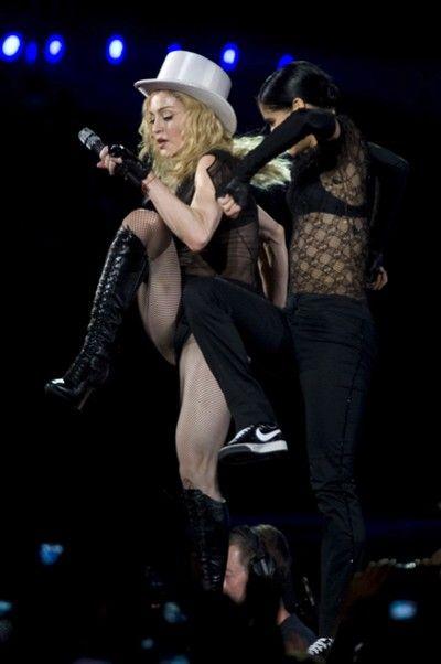 Znani projektanci podziwiają Madonnę