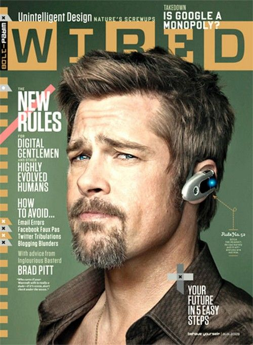 Męskie grzeszki Brada Pitta
