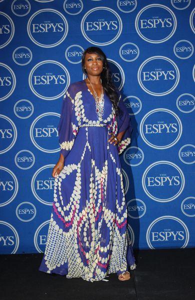 Venus Williams w stylu boho