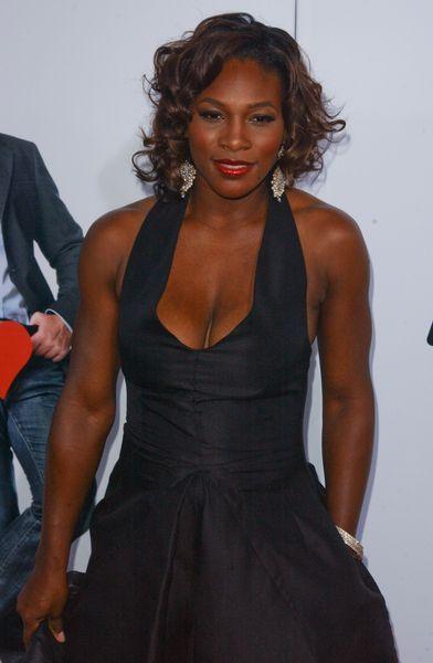 Serena Williams w wersji wieczorowej